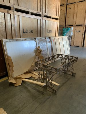 Marble Dining Room Table for Sale in Rockville, MD