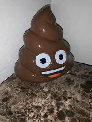 Poop emoji money holder for Sale in Miami, FL
