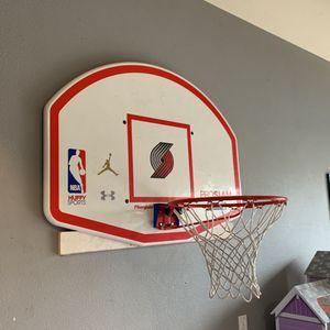 NBA Huffy Sports Full Size Basketball Hoop for Sale in Hillsboro, OR