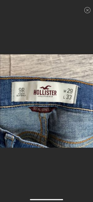 hollister jeans for Sale in Eagle River, WI