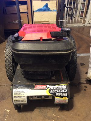Generator for sale only run to test for Sale in Pittsburgh, PA
