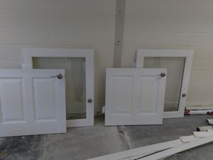 2 doors glass for Sale in Long Beach, CA