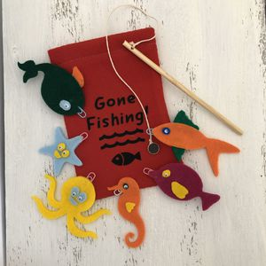 Pretend play fishing game for Sale in Port St. Lucie, FL