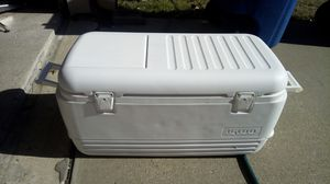 FIRM PRICE. Giant cooler. 100 qt. Igloo. Excellent condition for Sale in Allen, TX