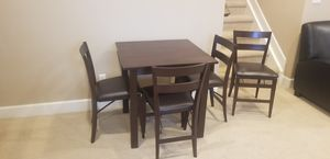 Small kitchen table/card table for Sale in Castle Rock, CO
