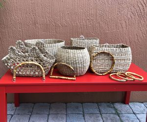 Raffia Handbag Components for Sale in Fort Lauderdale, FL