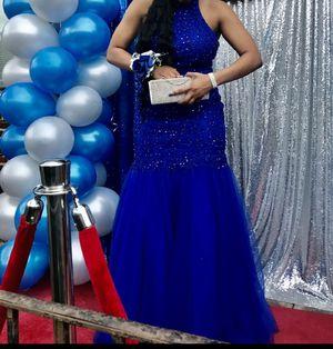 Royal Blue Prom Mermaid Dress 🤩 for Sale in Philadelphia, PA