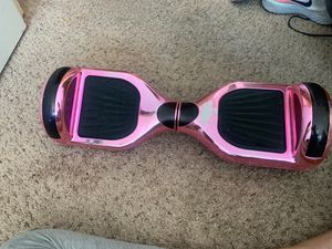 Pink/purple color changing Bluetooth hoverboard for Sale in North Las Vegas, NV