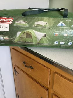 Coleman 8 Person Tent for Sale in Woodbridge Township,  NJ