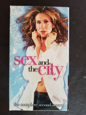 Sex and the City, Season Two complete set (VHS) for Sale in Chicago, IL