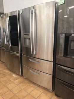 BIG BARGAINS!! DM ME! Refrigerator Fridge LG 28 cu ft #2469 for Sale in DC,  US