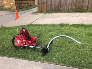 Weehoo Bike Trailer for Sale in Allen, TX