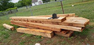 Vendo madera de cedro la mayoria son de 4x12 y 2 de 8x8 for Sale in Mt. Juliet, TN