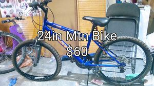 24in Mtn Bike for Sale in Firestone, CO
