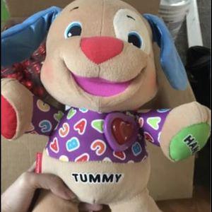 Talking Stuffed Animal for Sale in Mechanicsburg, PA