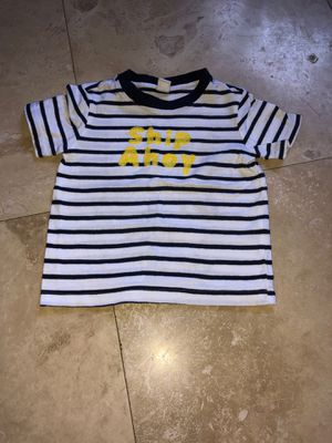 Janie And Jack Boys T-shirt Size 2T for Sale in Dearborn, MI