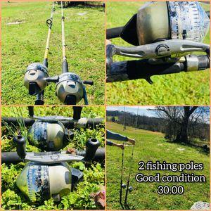Fishing poles for Sale in Nashville, TN