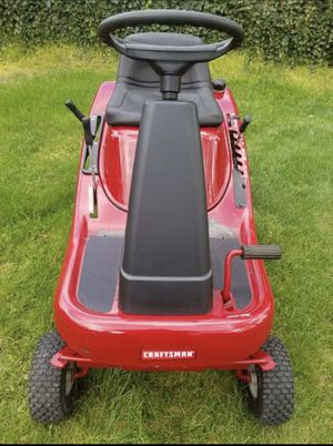 "Craftsman 30"" 2-N-1 Riding Lawn Mower for Sale in Temple Hills, MD"