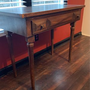Real Wood Desk for Sale in Wake Forest, NC