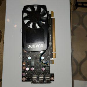 Nvidia Quadro P400 for Sale in Spring, TX