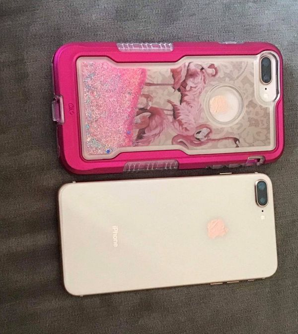 Two Brand new sprint iPhone 8 Plus perfect condition upgraded an need the extra money