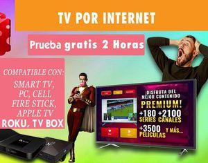 Solo nesecitas una smart tv for Sale in Sunnyvale, CA