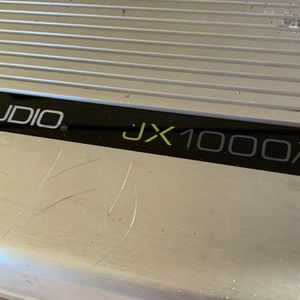 Car Amplifier /JL-Audio 1000Watts RMS Fully Working for Sale in Chula Vista, CA