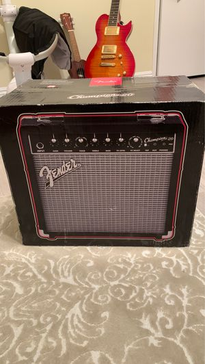 Fender Champion 20 for Sale in Los Angeles, CA