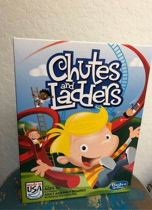 New chutes and ladders game - preschool. for Sale in AZ, US