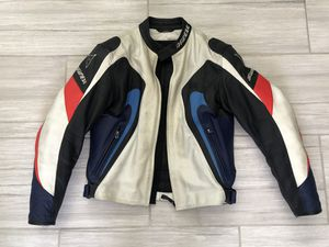 Dainese leather motorcycle jacket for Sale in Las Vegas, NV