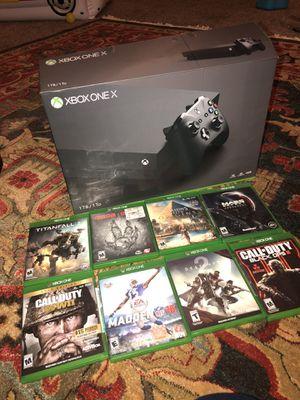 Xbox x one for Sale in Stockton, CA
