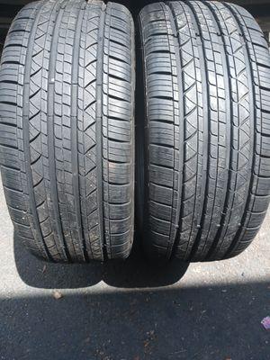 Milestar 245/45/18 tires plenty of tread for Sale in West Haven, CT