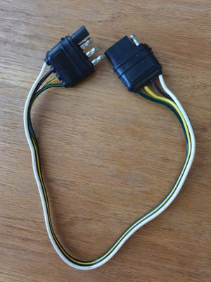 Trailer light cable extension/converter. for Sale in Southbury, CT