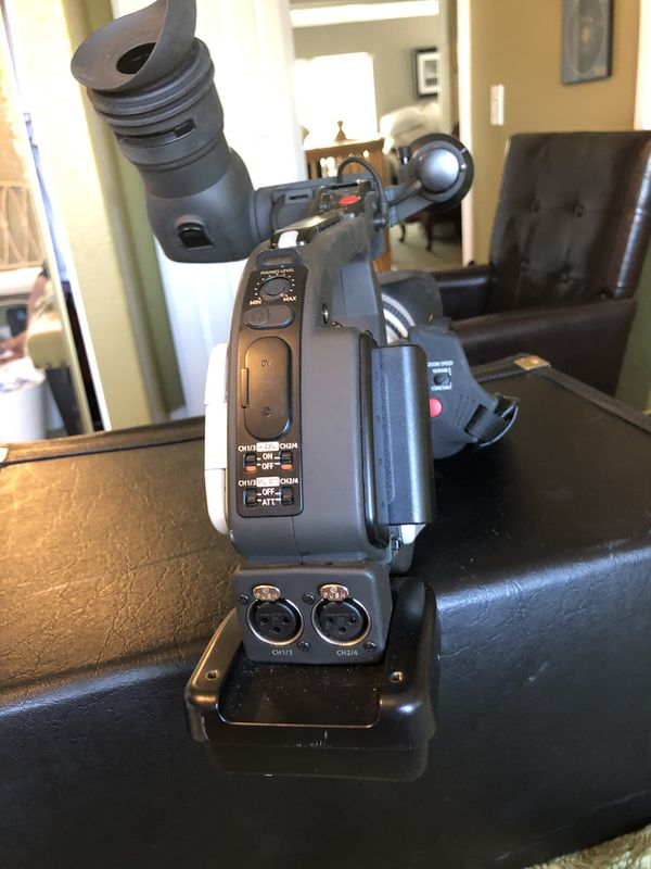 Canon professional video camera XL 2 need Head cleaner