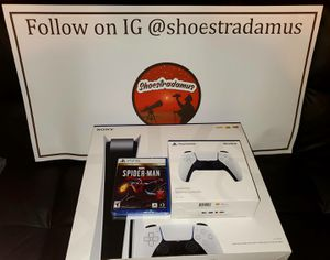 PS5 Bundle for Sale in Long Beach, CA