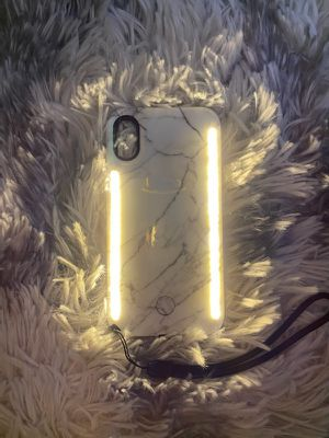 Lumee Case iPhone X for Sale in West Covina, CA