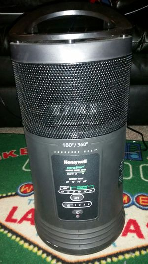 Honeywell 360° Energy Smart Heater w/Thermostat for Sale in Edgewood, MD