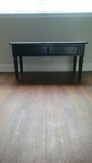 Nlack coffee table for Sale in Nashville, TN