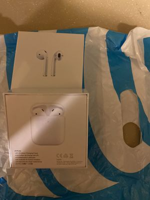 Apple Airpods 2nd Generation for Sale in Little Rock, AR
