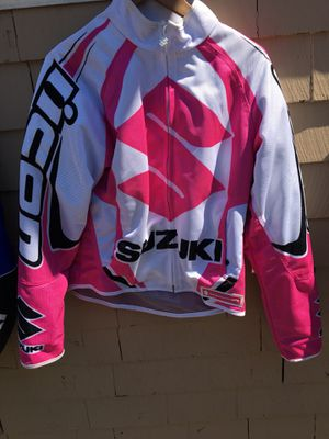 Suzuki motorcycle jacket for Sale in Stoughton, MA
