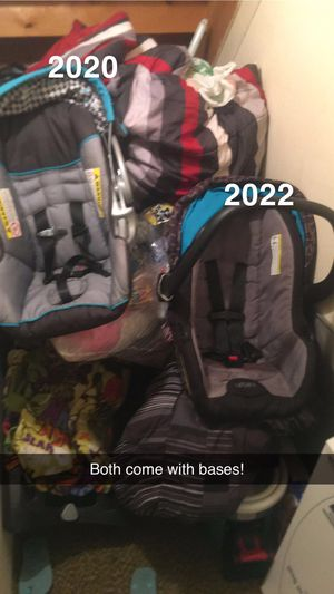 Car seats. for Sale in Frankfort, KY