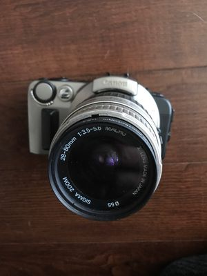 Canon EOS IX w/ 28-80mm lense for Sale in Los Angeles, CA