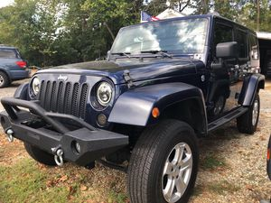 2013 Jeep Wrangler Unlimited for Sale in Winder, GA