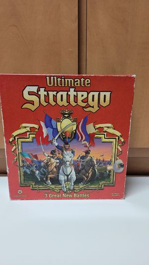 Ultimate Stratego Board Game for Sale in Surprise, AZ