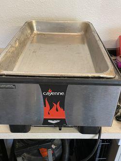 Vollrath Full Size Drop in Warmer Cayenne Model Food Warmer 1001 for Sale in Garland,  TX
