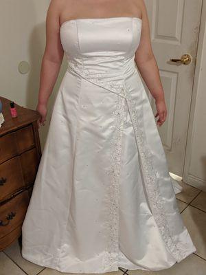 Wedding Dress size 20 for Sale in Brea, CA