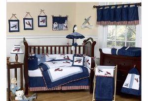 Joni Aviator Crib Set for Sale in Fort Worth, TX