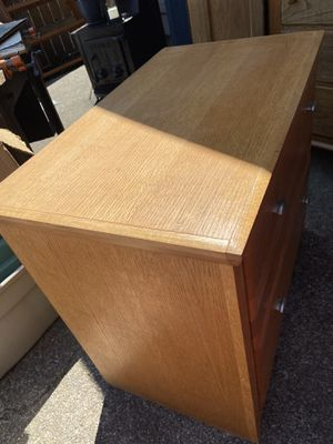 Wooden File Cabinet for Sale in Hillsboro, OR