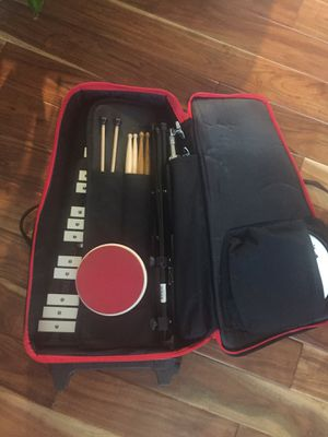 Vic Firth percussion set for Sale in Pickerington, OH