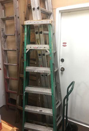 6' Werner Ladder for Sale in Orlando, FL